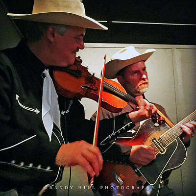 Fiddles Wall Art - Photograph - Lucky Stars by Randy Hill