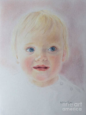 Painting - Lucy by Beatrice Cloake