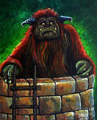 Ludo Labyrinth Art Print