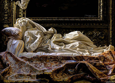 Photograph - Ludovica By Bernini by Weston Westmoreland