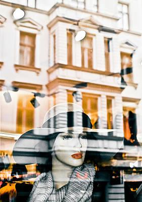 Photograph - Luft Aus Berlin, Maiden Of Berlin  by David Perea