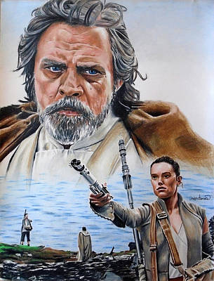 Luke And Rey Original