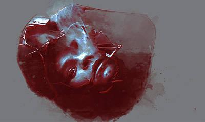 Digital Art - Luke Vader by Kurt Ramschissel