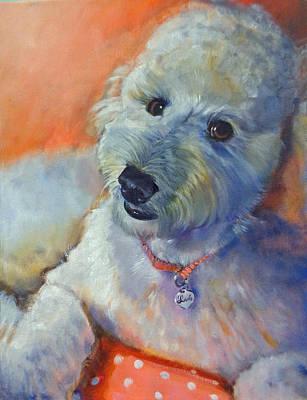 Painting - Lula by Kaytee Esser