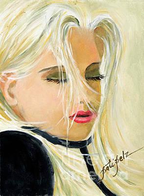Painting - Lulu's Back by Pati Pelz