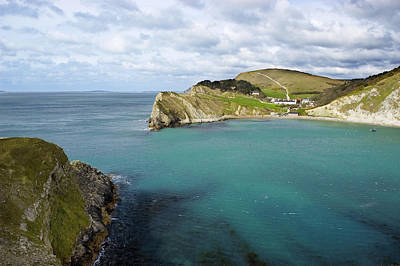 Photograph - Lulworth Cove by Mick House