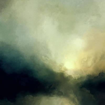 Impressionism Mixed Media - Lumen III by Lonnie Christopher