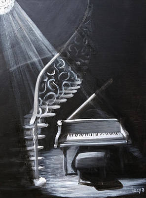 Luminescent Lullaby Original by Izzy Anderson