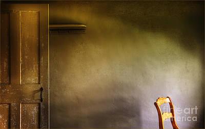 Photograph - Luminous Chair by Craig J Satterlee