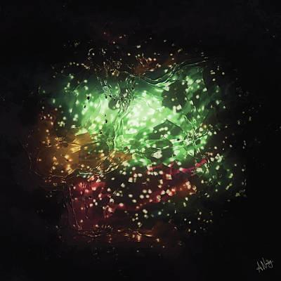 Surrealism Digital Art - Luminous Devotion by Amy Nordby