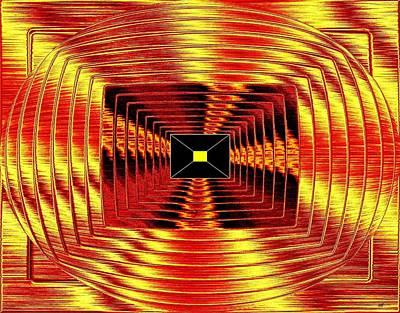 Luminous Energy 12 Art Print by Will Borden