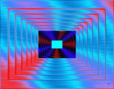 Luminous Energy 17 Art Print by Will Borden