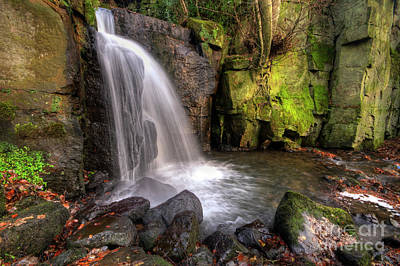 Photograph - Lumsdale Falls 3.0 by Yhun Suarez