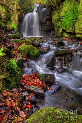 Photograph - Lumsdale Falls 4.0 by Yhun Suarez