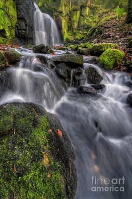 Photograph - Lumsdale Falls 5.0 by Yhun Suarez