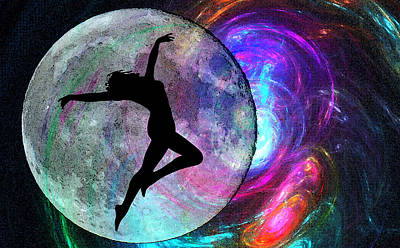 Abstract Airplane Art Rights Managed Images - Lunar Dancer Royalty-Free Image by Brainwave Pictures