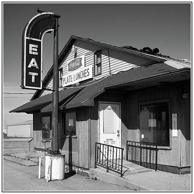 Photograph - Lunch Stop by Scott Kingery