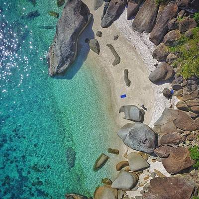 Photograph - Luncheon Bay On Hook Island by Keiran Lusk