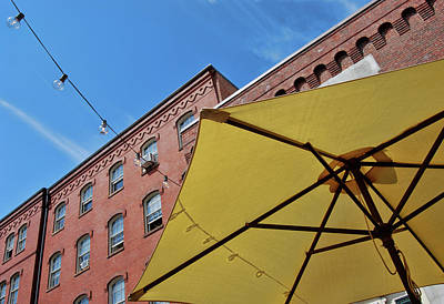 Photograph - Lunching In Boston by JAMART Photography