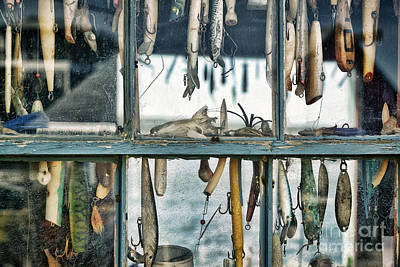 Chilmark Photograph - Lure Shack by John Greim