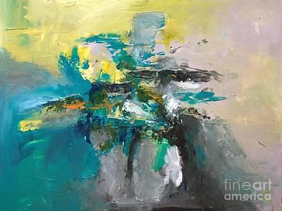 Painting - Lush by Preethi Mathialagan