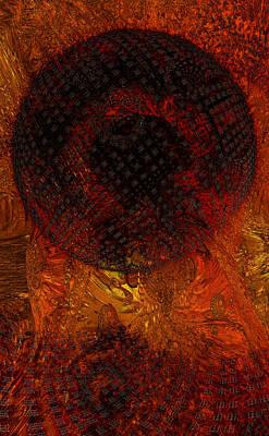 Recondite Digital Art - Lush Reconnaissance by GT Graeff