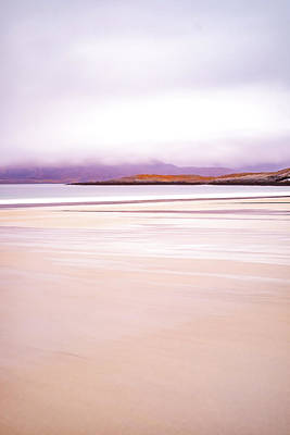 Photograph - Luskentyre Beach, Harris by Neil Alexander