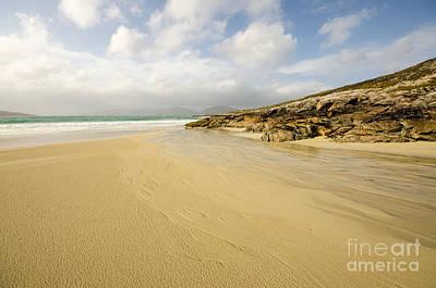 Scotland Photograph - Luskentyre by Nichola Denny