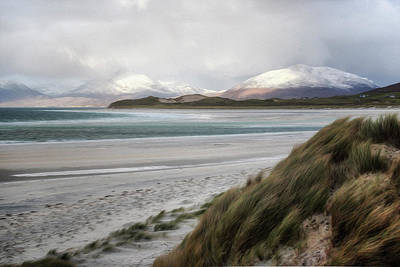 Photograph - Luskentyre View by Nancy Lisa Phillips
