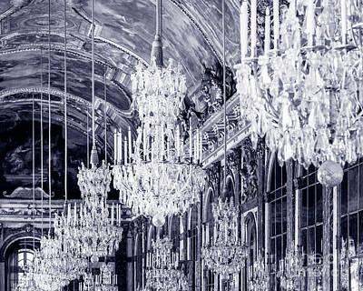 Photograph - Lustres Versailles by Brian Jannsen