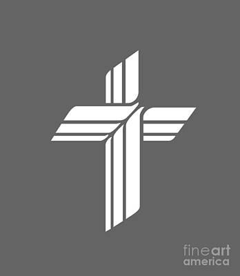 Lutheran Church Missouri Synod Symbol Original by Frederick Holiday