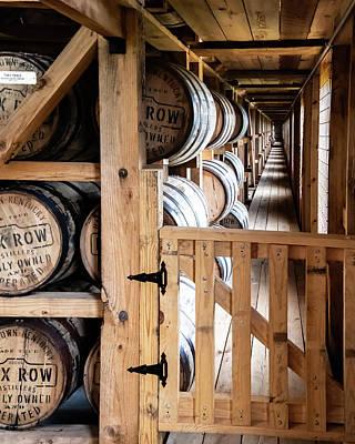 Photograph - Lux Barrels  by Joseph Caban