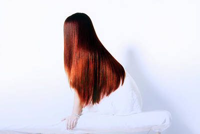 Photograph - Hair by Amyn Nasser