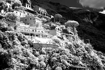 Photograph - Luxury In Positano by John Rizzuto