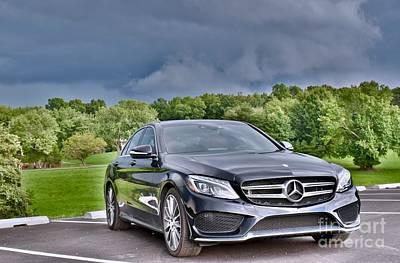 Editoria Photograph - Luxury Mercedes Benz by Jeramey Lende