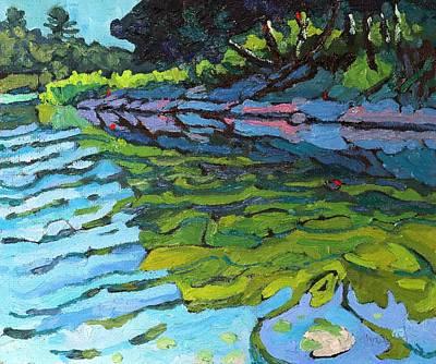 Lyndhurst Shoreline Art Print