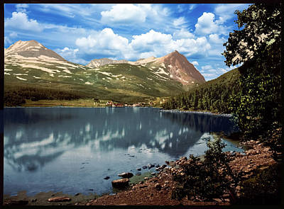 Photograph - Lyngenfjord Norway - Remastered by Carlos Diaz