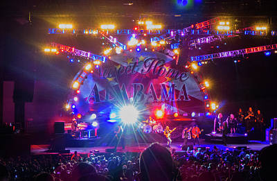 Photograph - Lynyrd Skynyrd May 18 by Kimo Fernandez