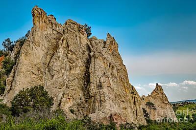 Lyons Sandstone Original by Jon Burch Photography