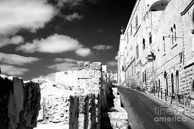 Photograph - Ma'ale Hashalom Street by John Rizzuto
