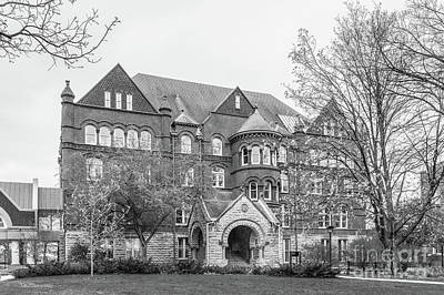 Photograph - Macalester College Old Main by University Icons