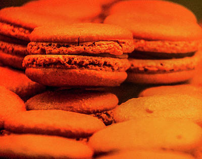 Photograph - Macaroons by Randy J Heath