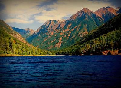 Flora Macdonald Photograph - Macdonald Lake by Leah Grunzke