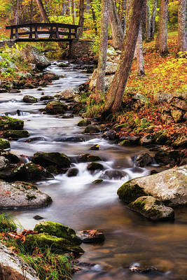 Photograph - Macedonia Brook by Kim Carpentier