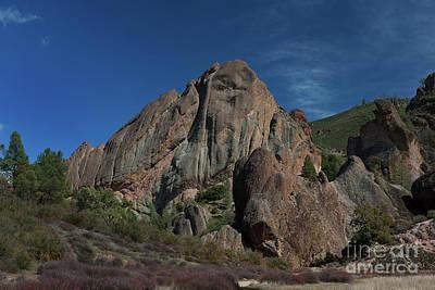 Photograph - Machete Ridge 2 by Glenn Franco Simmons