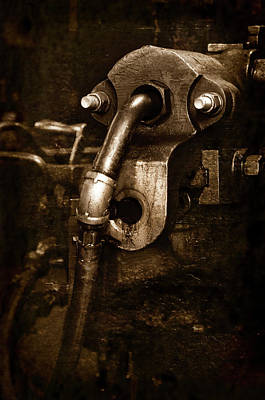 Photograph - Machine Head 2 by Brad Koop