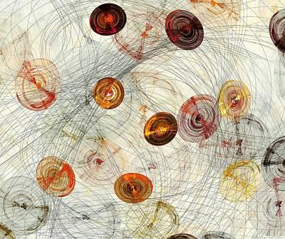 Digital Art - Machine Learning by Anastasiya Malakhova