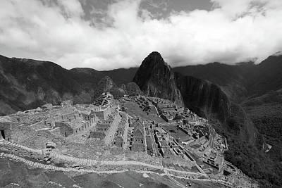 Photograph - Machu Picchu, Lost City Of The Inca by Aidan Moran