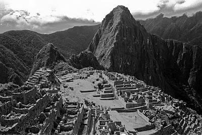 Peru Photograph - Machu Pichu - Peru by John Battaglino
