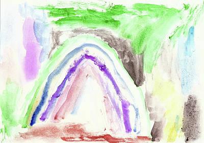 Maciah S Art Print by Maciah S